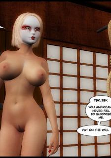 Training of a Geisha-Poochy Comix image 44