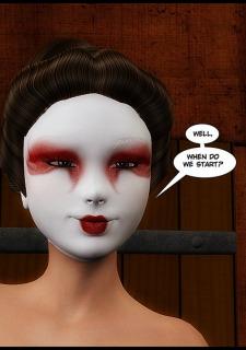 Training of a Geisha-Poochy Comix image 45