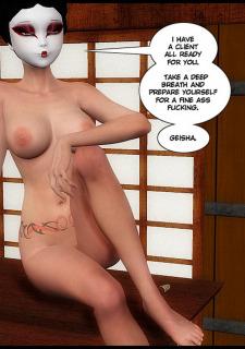Training of a Geisha-Poochy Comix image 46