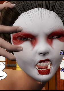 Training of a Geisha-Poochy Comix image 48
