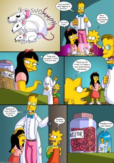 Treehouse of Horror 3- Simpsons (Kogeikun) image 5