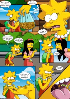 Treehouse of Horror 3- Simpsons (Kogeikun) image 6