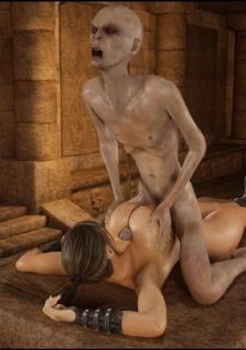 Trip to Egypt 2- Blackadder image 23