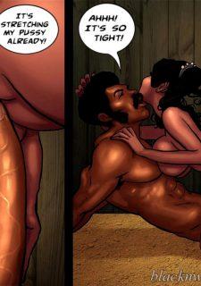 True Dick- Bnw, BlacknWhite image 103