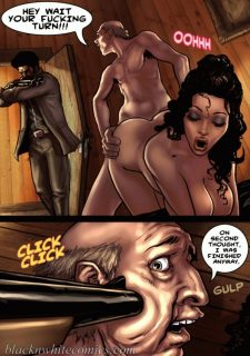 True Dick- Bnw, BlacknWhite image 30
