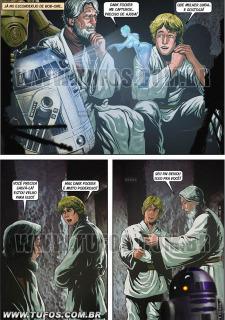Tufos- Hollywood em Quadrinhos 3- Star Wars image 6