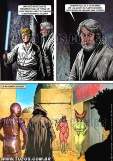 Tufos- Hollywood em Quadrinhos 3- Star Wars image 7