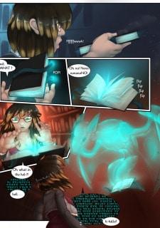 Turning Pages- Draekos image 2