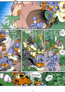 Tutti Frutti Issue 2 (French) Delcourt image 13
