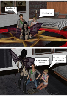 Twins and The Succubus- VGer image 6