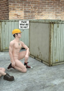 Two workers rape the chief woman- 3DStories image 36