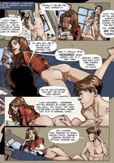 Ultimate Spider-Man XXX Issue- 2 Parody image 03
