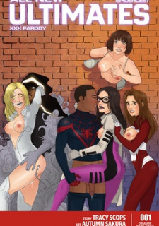 Ultimate Spider-Man XXX Issue- 2 Parody image 11