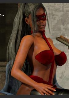 Ultragirl and Futa Panther- Zuleyka image 4
