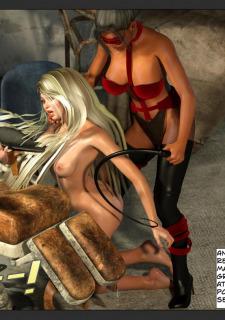 Ultragirl and Futa Panther- Zuleyka image 17
