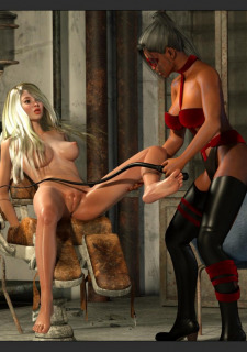 Ultragirl and Futa Panther- Zuleyka image 20