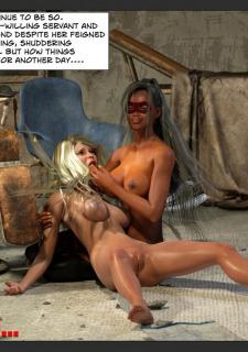 Ultragirl and Futa Panther- Zuleyka porn comics 8 muses