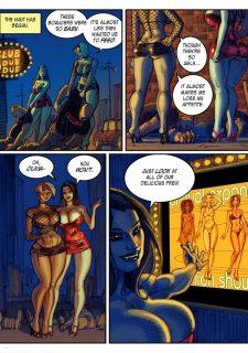 Vampair Comix-BOOBPIRE porn comics 8 muses