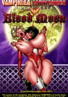 Vampirella cathy canuck porn comics 8 muses