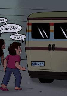 Van Fun- Steven Universe image 8