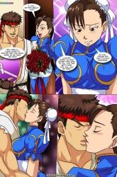 Vega vs Chun Li – Crotch Wars image 12