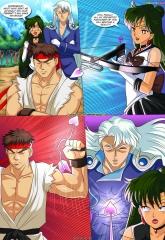Vega vs Chun Li image 07