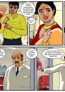 Velamma 37- Sexy Visit to Doctor porn comics 8 muses