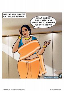 Velamma 71- Rohan's Revenge image 8