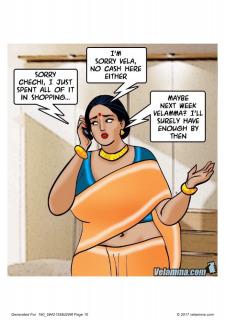 Velamma 71- Rohan's Revenge image 10