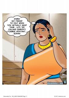Velamma 71- Rohan's Revenge image 11