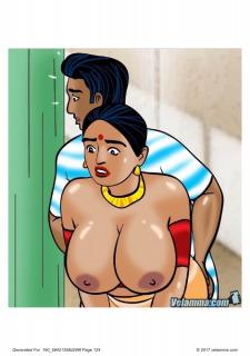 Velamma 71- Rohan's Revenge image 124