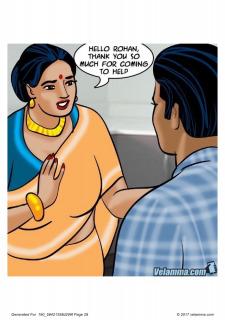 Velamma 71- Rohan's Revenge image 28
