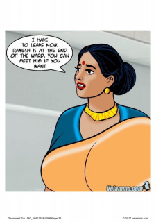 Velamma 71- Rohan's Revenge image 31