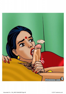 Velamma 71- Rohan's Revenge image 65