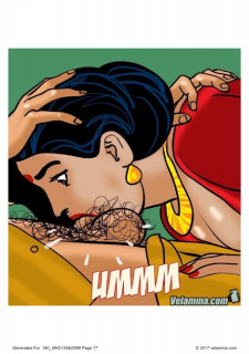 Velamma 71- Rohan's Revenge image 77