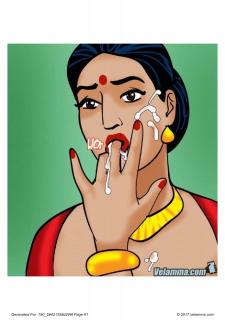 Velamma 71- Rohan's Revenge image 81