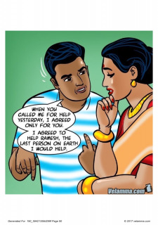 Velamma 71- Rohan's Revenge image 90