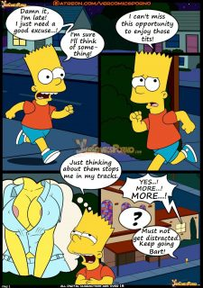 Old Habit 8- Simpsons (Croc) image 2