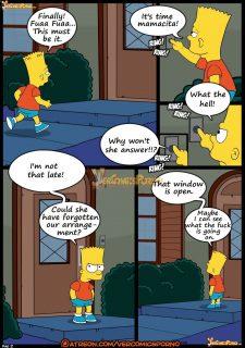 Old Habit 8- Simpsons (Croc) image 3