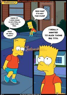 Old Habit 8- Simpsons (Croc) image 5