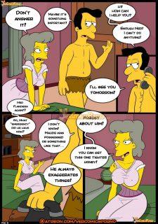 Old Habit 8- Simpsons (Croc) image 7