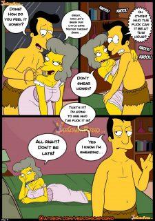 Old Habit 8- Simpsons (Croc) image 8