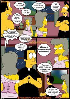 Old Habit 8- Simpsons (Croc) image 11
