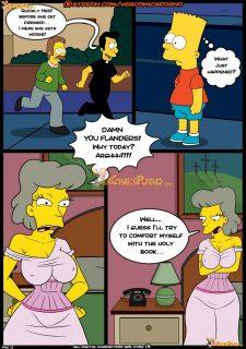 Old Habit 8- Simpsons (Croc) image 12
