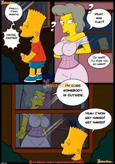 Old Habit 8- Simpsons (Croc) image 15