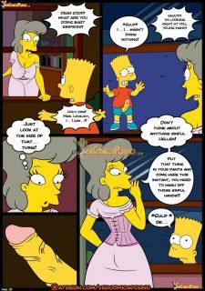 Old Habit 8- Simpsons (Croc) image 16