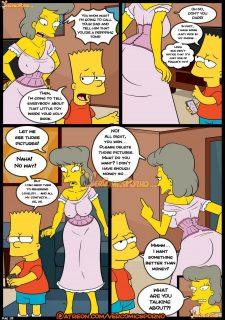 Old Habit 8- Simpsons (Croc) image 19