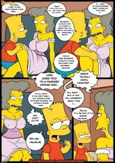 Old Habit 8- Simpsons (Croc) image 20
