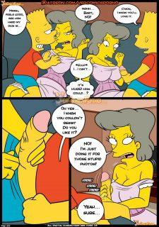 Old Habit 8- Simpsons (Croc) image 21