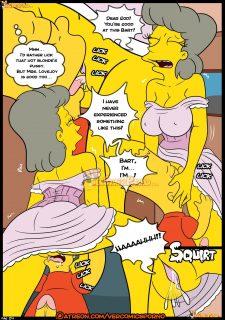 Old Habit 8- Simpsons (Croc) image 25
